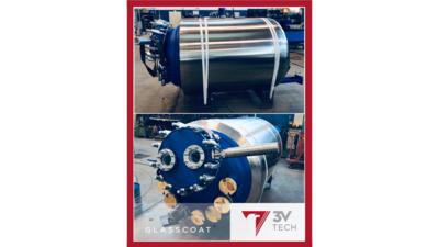 3V Tech Full Stainless Steel Insulation Sheeting